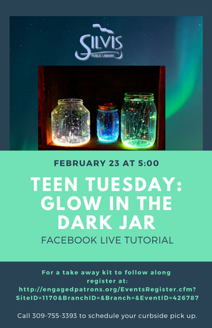 Teen Tuesday: Glow i