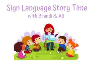Sign Language Story