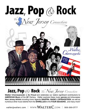 Jazz, Pop and Rock -