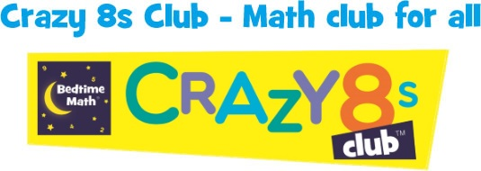 Crazy 8's Math Club
