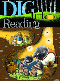 Dig Into Reading This Summer