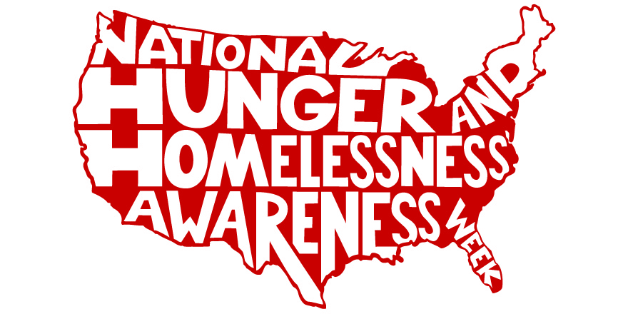 Working to combat hunger and homelessness