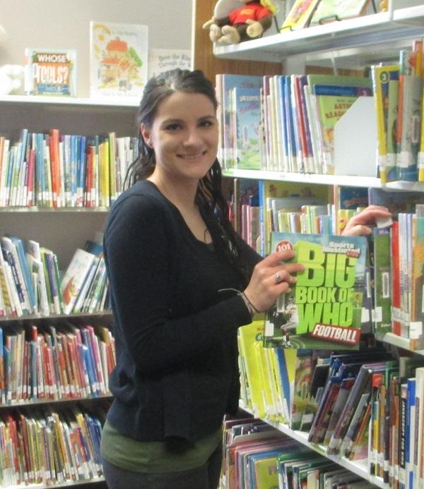 NLW Staff Profile: Sarah M.