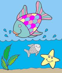 Rainbow Fish & Tween Reading Clubs