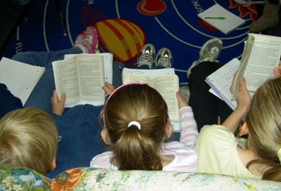 Develop your child's self-esteem through reading