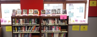 Attention Teens!  Voting has started for YALSA's Teen Top Ten!