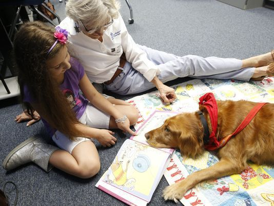 Read-To-A-Dog (Gr 1-