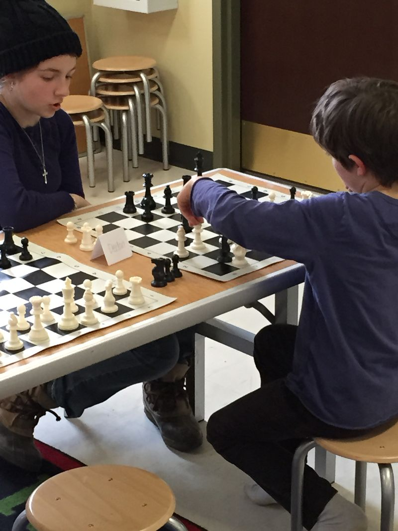@Mason Chess Club