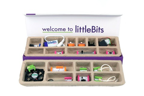littleBits for ages