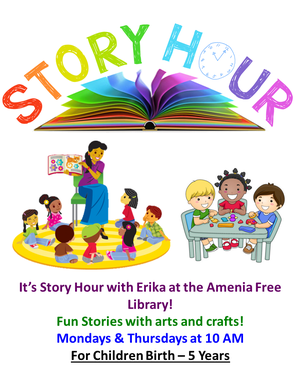 Story Hour for ages
