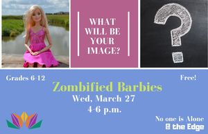 Zombified Barbies