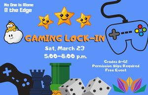 Teen Gaming Lock-In