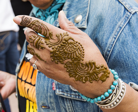 The Art of Henna - J