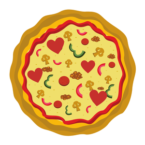 Pizza My Heart: Vale