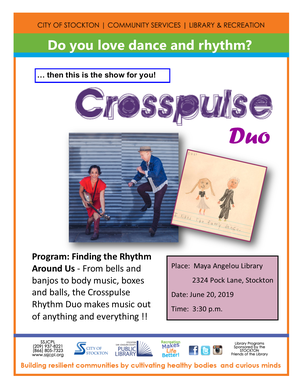 Crosspulse Dance Duo