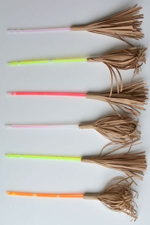 Glow Stick Broomstic