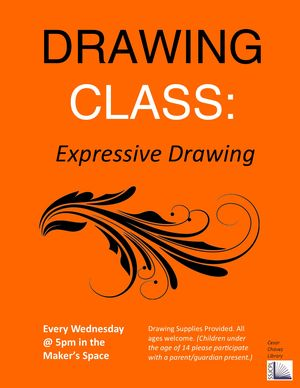 Drawing Class: Expre