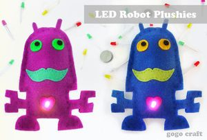 Kids Craft: Robot Pl