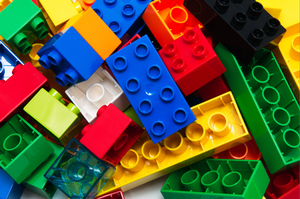 LEGO and Duplo Build