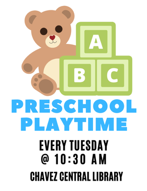 Preschool Playtime