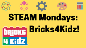 STEAM Monday: Bricks