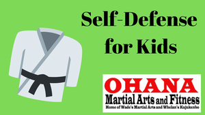 Self-Defense for Kid