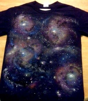 Teen Tuesday~Galaxy