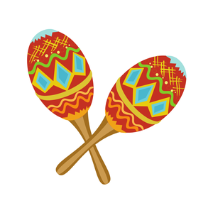 Crafty kids: Maracas