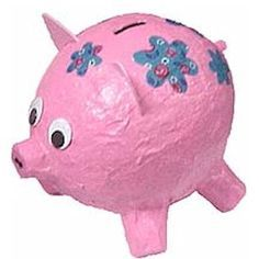 Piggy Bank Craft PAR