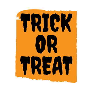 Trick or Treat Frigh