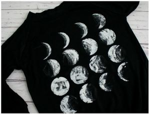 Moon Phases Shirt
