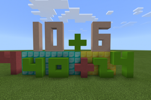 Math with Minecraft
