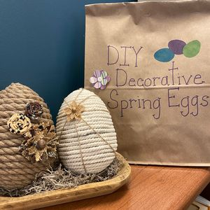 DIY Decorative Sprin