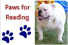 Paws for Reading