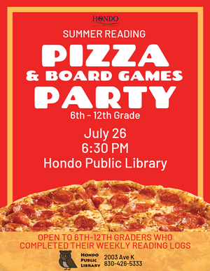 Pizza & Board Games