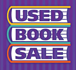Used Book Sale at th