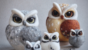 Needle Felting Group