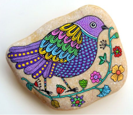 Paint a Paperweight