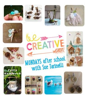 Be Creative with Sue