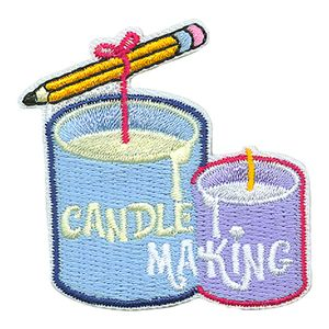 Kids Candlemaking Vi
