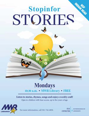 Stop in for Stories