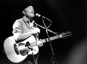 PETE SEEGER: The Man