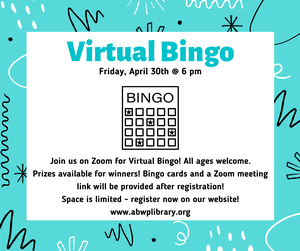 Virtual Bingo - Chil