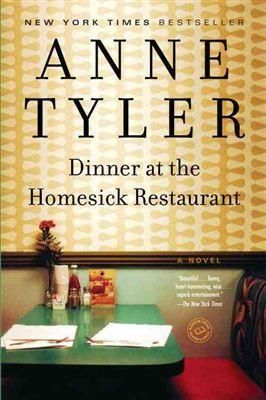 Book Club: Dinner at