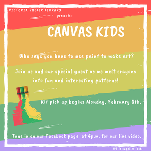 Canvas Kids: Melting