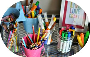 Craft Time - Ages 5t