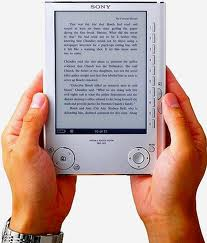 eBook and computer h