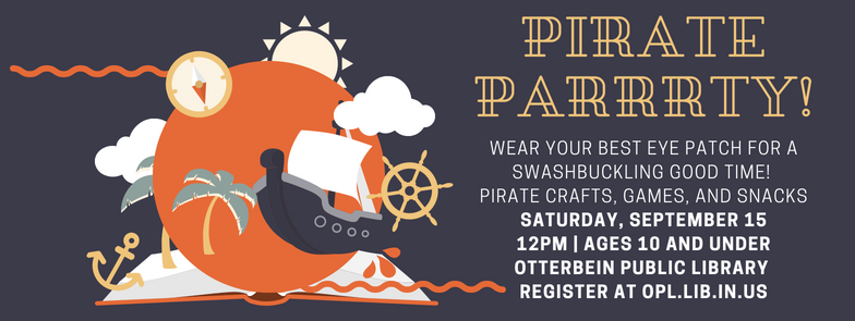 Pirate Parrrty!