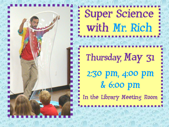 Super Science with M