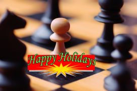 Holiday Chess Tourna